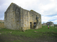 Black Middens Bastle, Northumberland. Photo by Les Hull copyrighted but also licensed for further reuse